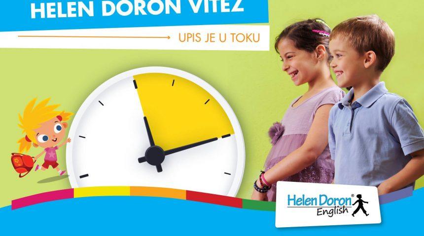Helen Doron zabava za djecu!