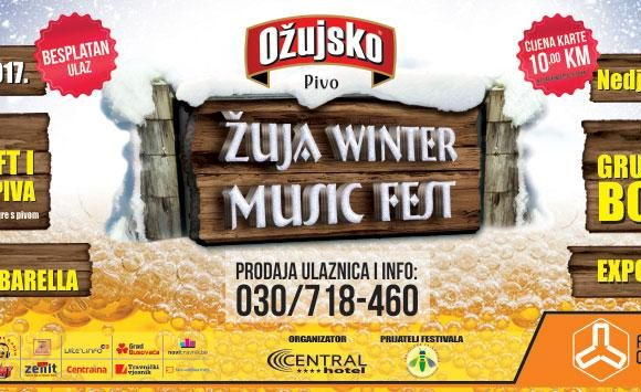 Žuja Winter Music Fest 2017