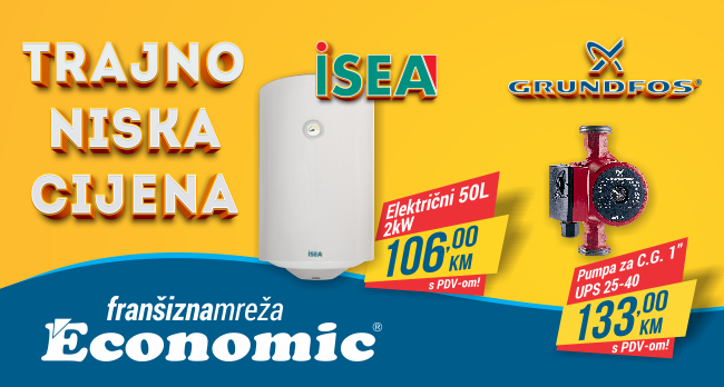 Economic | Trajno niska cijena