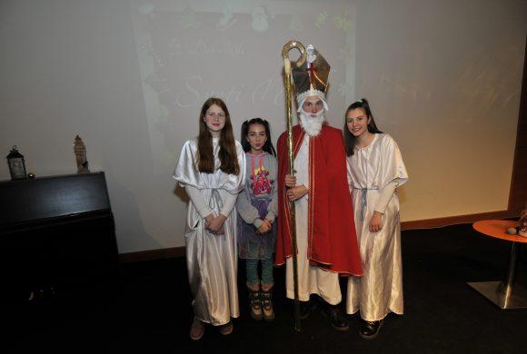 Sveti Nikola posjetio FCBiH
