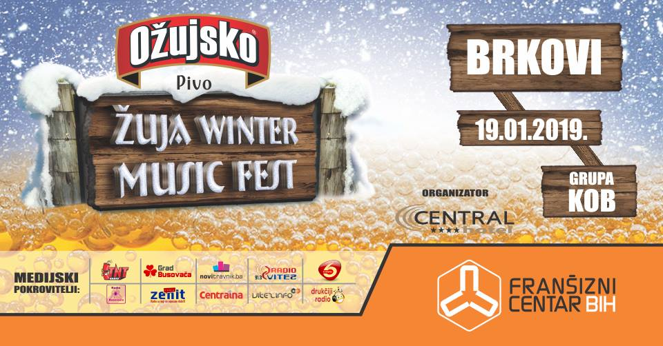 Žuja Music Winter Fest 2019.