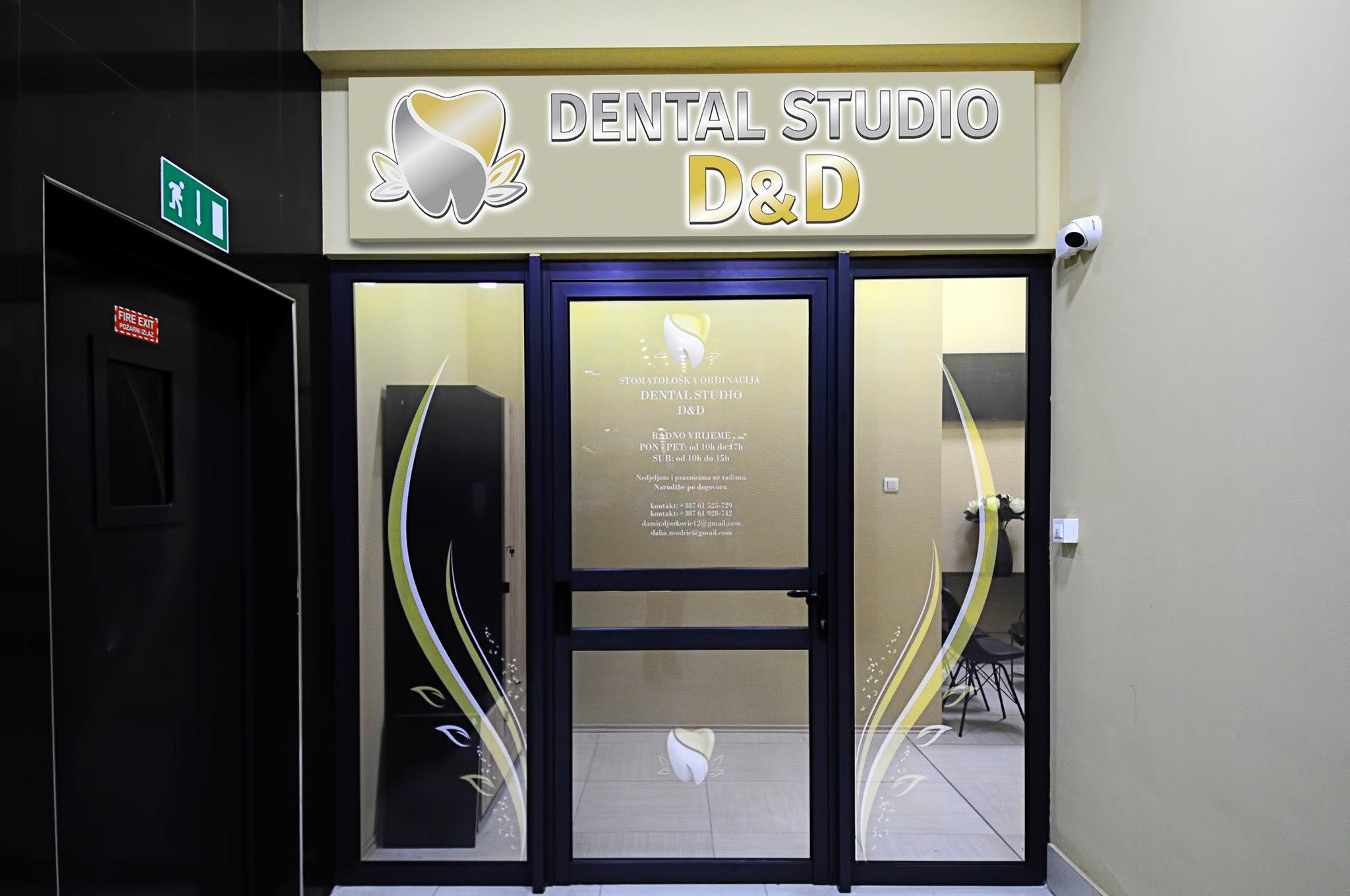 STOMATOLOŠKA ORDINACIJA DENTAL STUDIO
