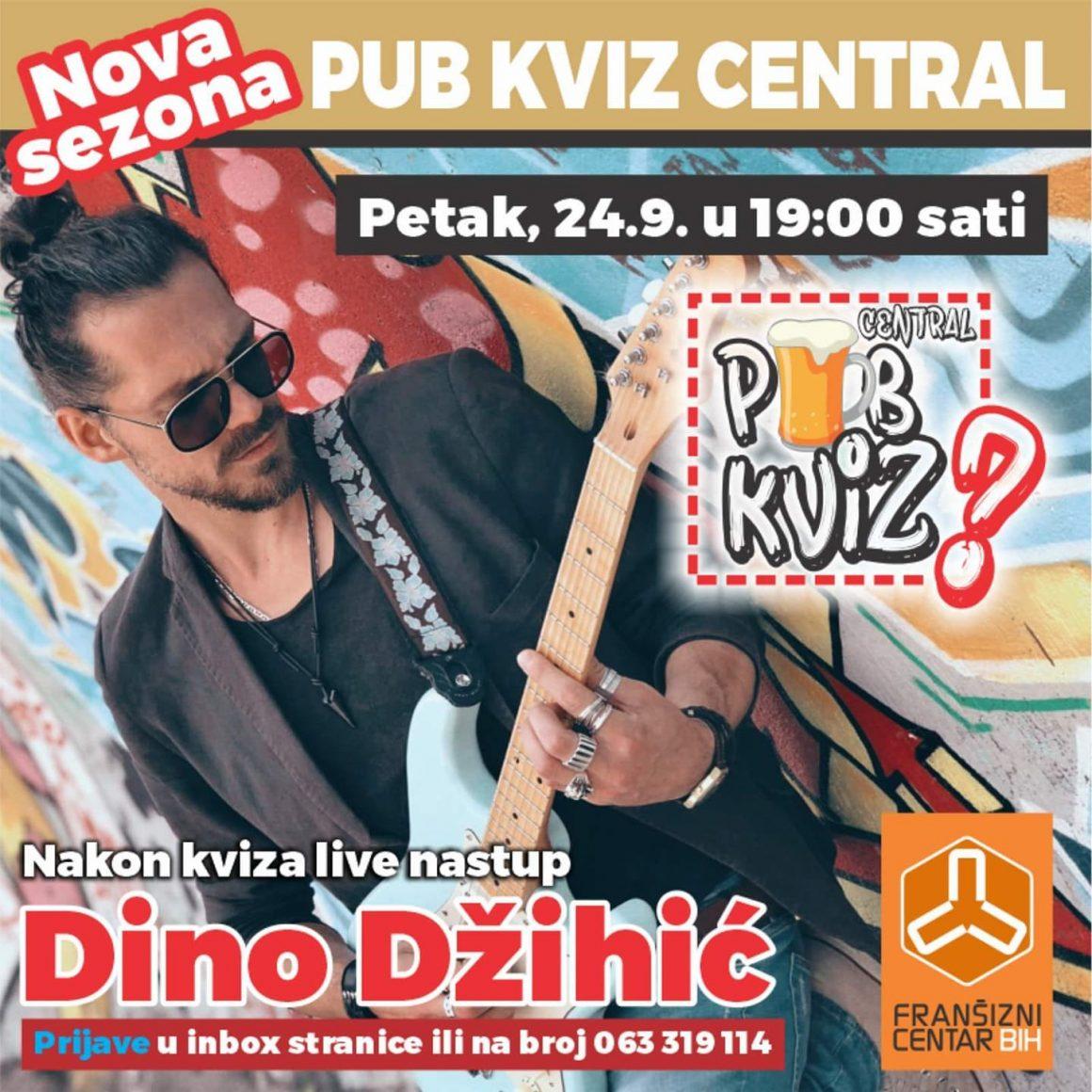PUB Kviz Central
